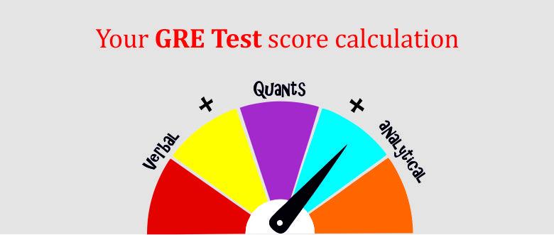 GRE test score