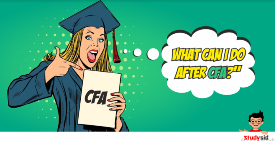 What can i do after CFA?