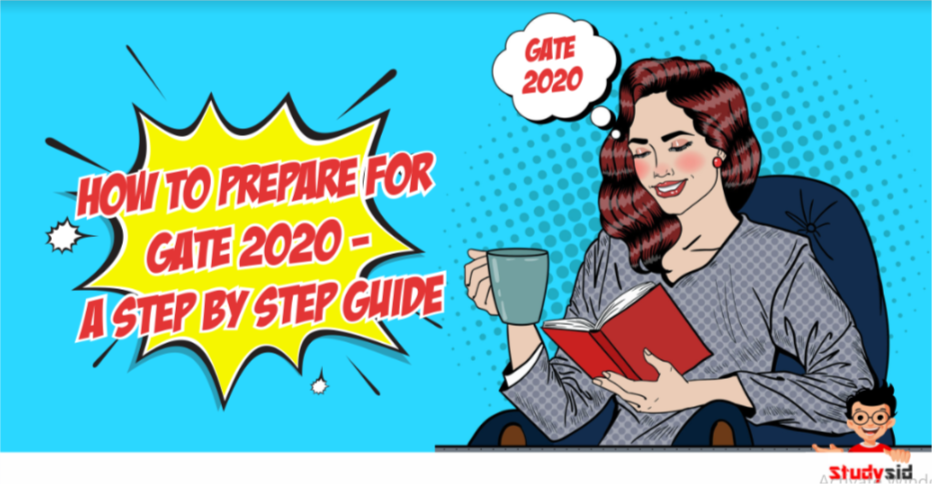How to prepare for GATE 2020 - A step by step guide