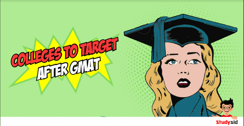 colleges to target after gmat