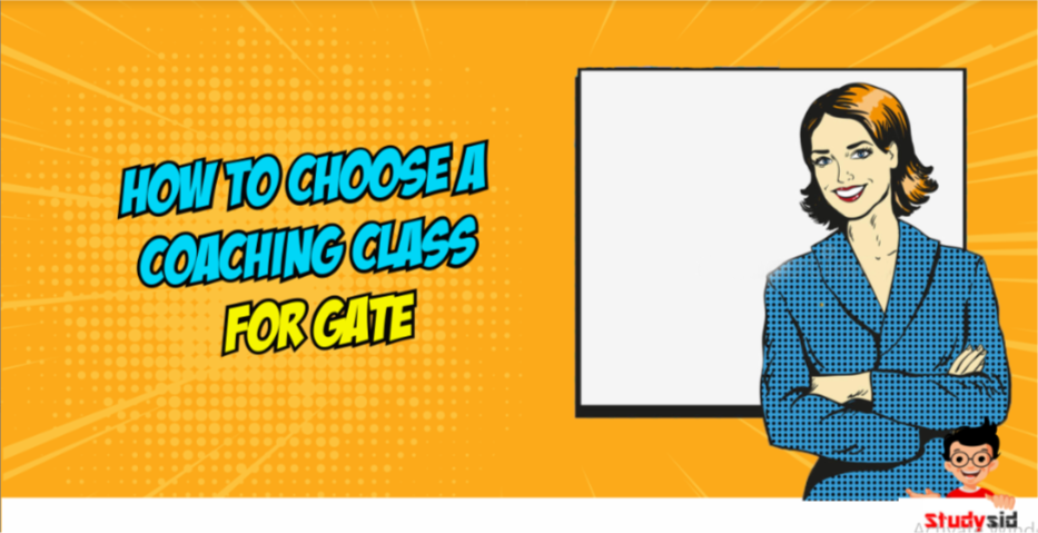 How to choose a coaching class for GATE