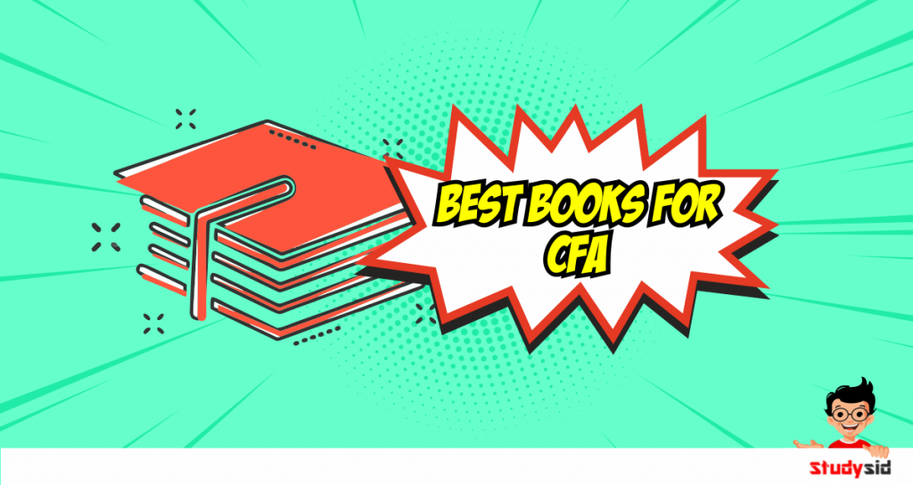 Best books for CFA