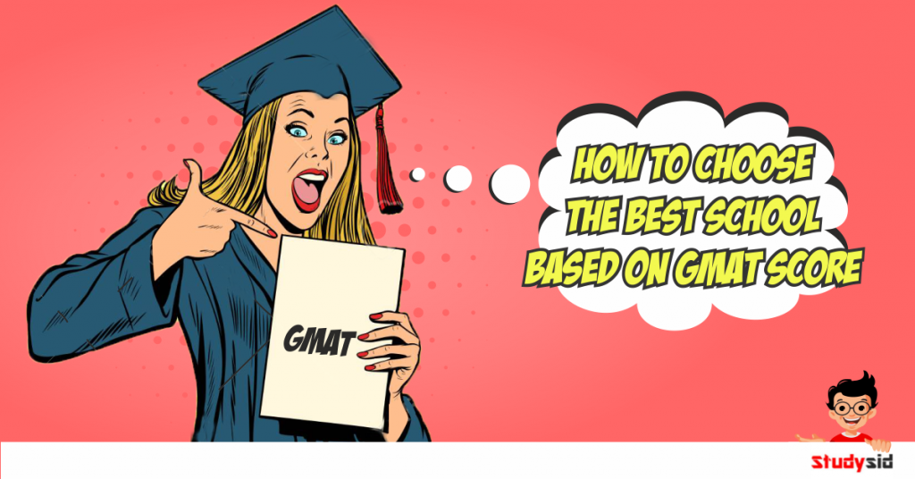 How to Choose the Best B-School based on Your GMAT Score