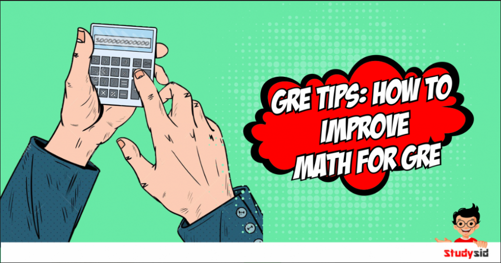 GRE TIPS: Improve math for GRE